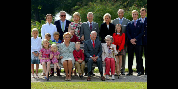 Des allocations familiales et la sécu pour la famille royale ? - La DH