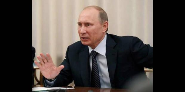 Poutine et les rebelles cannibales de Syrie - La DH
