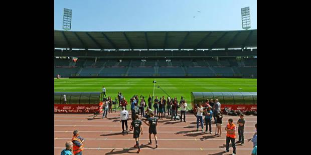 """Stade national: """"Le plan B, reconstruire le Heysel"""" - La DH"""