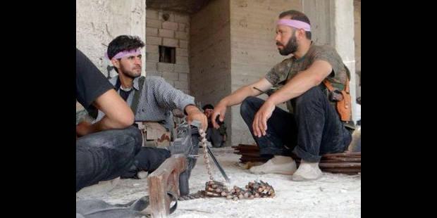 """""""Aucune confirmation sur les victimes belges en Syrie"""""""