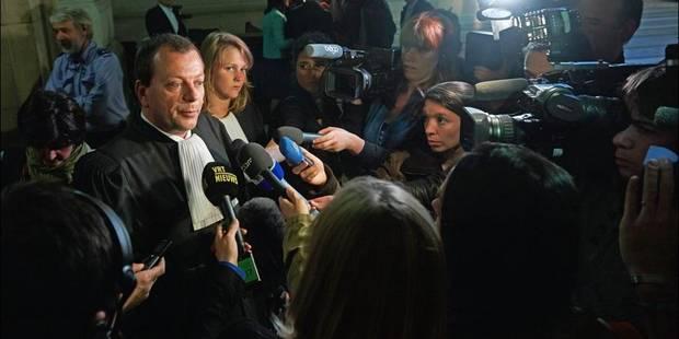 Lelièvre autorisé à sortir accompagné: les familles des victimes sont scandalisées - La DH