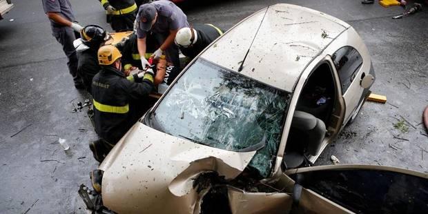 En 2015, les voitures accidentées appelleront elles-mêmes les secours - La DH