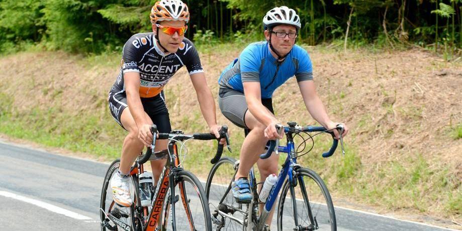 Jerome Gilbert Cycliste