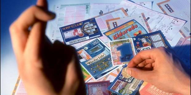 6,7 millions de gains non réclamés à la Loterie - La DH