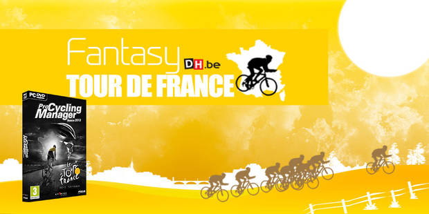 Jouez à DH Fantasy Tour de France et gagnez de nombreux cadeaux ! - La DH