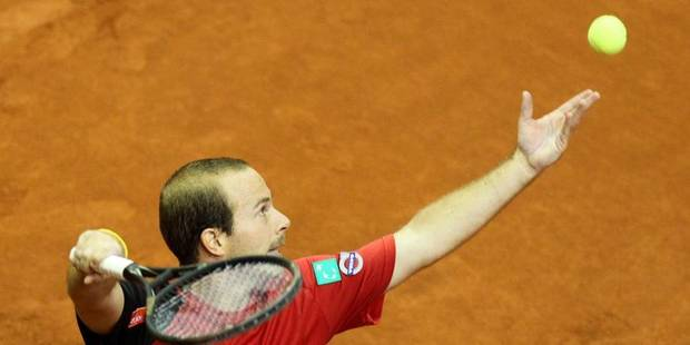 Olivier Rochus, lucky loser, participera à son 13e Wimbledon - La DH