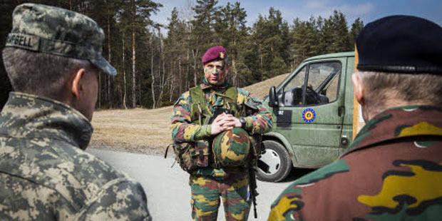 Le gouvernement envoit 70 militaires au Mali - La DH