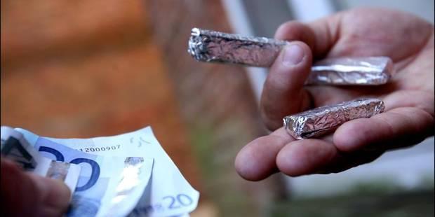 La drogue n'épargne pas le Pays Blanc - La DH