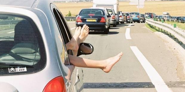 Les Belges aiment la France? surtout ses autoroutes - La DH
