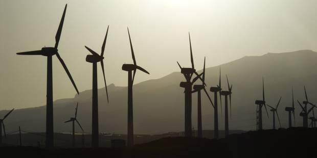 Éolien: les Belges vont raquer - La DH
