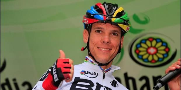 Tour de France: BMC y sera avec Gilbert et sans Hushovd - La DH