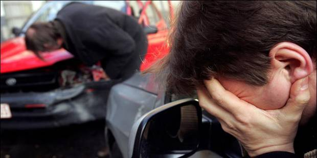 Un chauffard interpellé à la suite de son troisième accident avec délit de fuite ce mois-ci ! - La DH