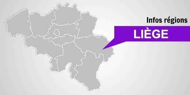 Un violent incendie détruit une maison à Liège - La DH
