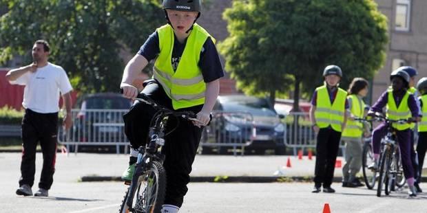 Rouler à vélo en ville, ça s'apprend ! - La DH