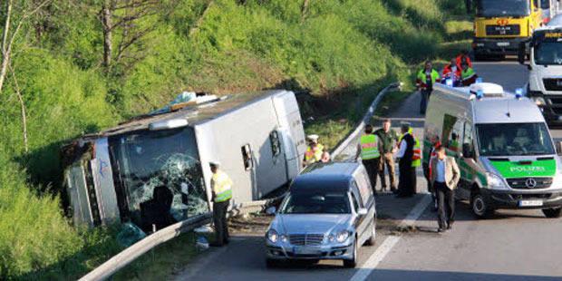 Plus de 20% des accidents autoroutiers sont dûs à la fatigue - La DH