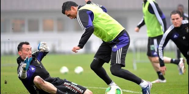 Anderlecht ne convainc pas face à Roulers