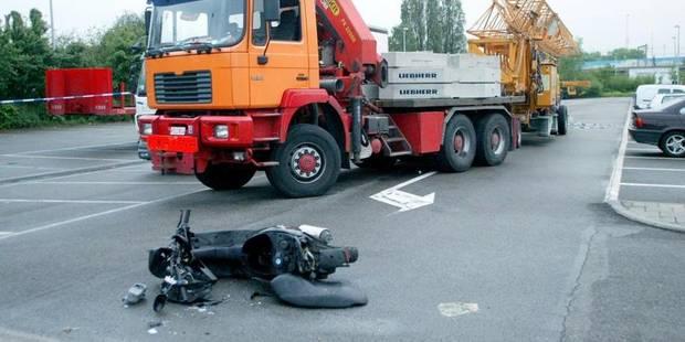 Un motard perd la vie dans un accident mortel à Malmedy - La DH