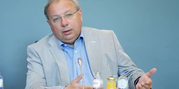 André Antoine proposera de faire le contrôle budgétaire avant le 21 juillet - La DH