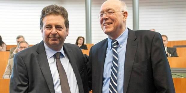 Charles Picqué désigné officiellement vice-président du PS - La DH