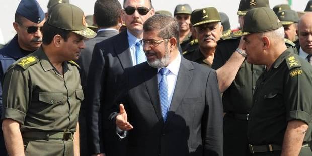 Egypte: l'armée donne 48 heures pour résoudre la crise - La DH