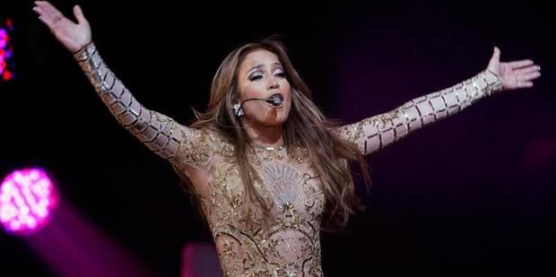 """Jennifer Lopez s'excuse après sa """"boulette"""" - La DH"""