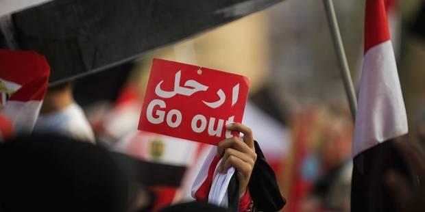 """Morsi se drape dans sa """"légitimité"""" - La DH"""
