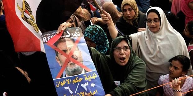 Egypte: près d'une centaine d'agressions sexuelles à Tahrir en quelques jours - La DH