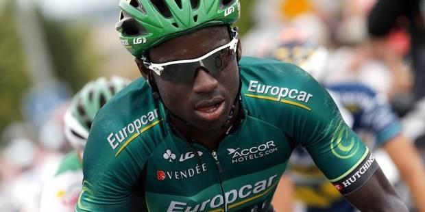 Reza, l'autre black du Tour - La DH
