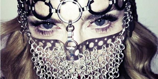 Madonna et son niqab en fer : elle s'explique - La DH