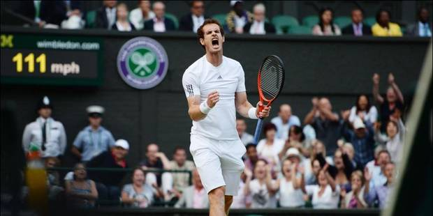 Wimbledon: Murray rejoint Djokovic - La DH