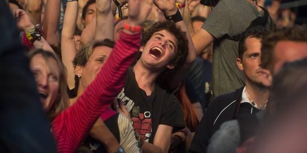 Rock Werchter: Blur et Kings of Leon enchantent la deuxième journée - La DH