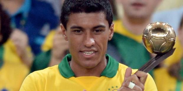 Tottenham recrute le Brésilien Paulinho - La DH