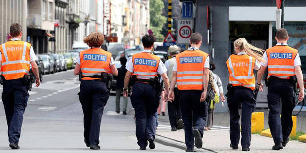La police renforce ses contrôles - La DH