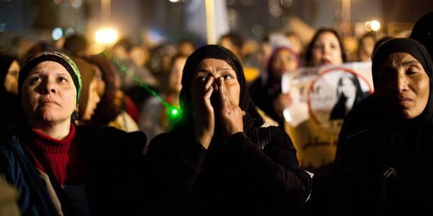 Egypte: les femmes sous la terreur des violences sexuelles - La DH