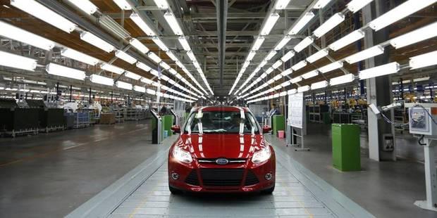 Les constructeurs automobiles en crise soldent leurs voitures - La DH