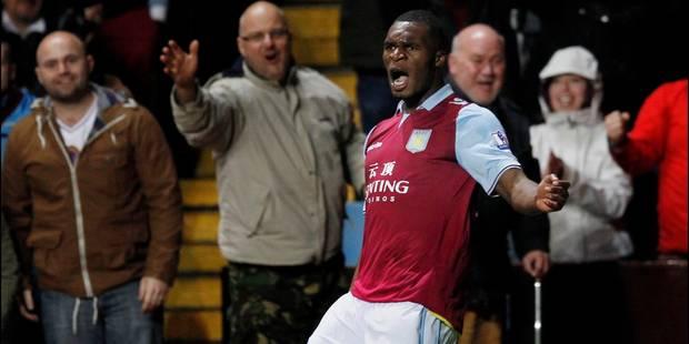 Christian Benteke veut quitter Aston Villa - La DH