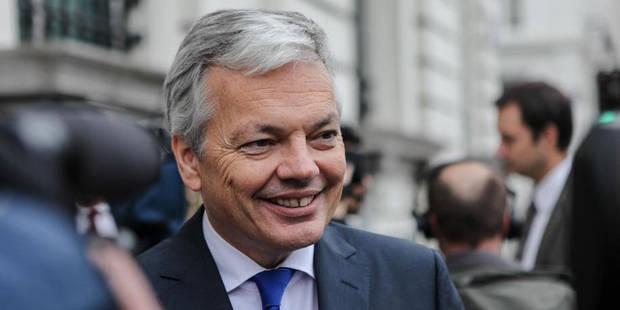 Polémique entre Reynders et les tour-opérateurs - La DH