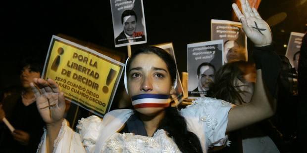 Chili: la grossesse d'une fillette de 11 ans violée relance le débat sur l'avortement - La DH