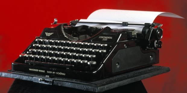 Affaire Snowden: revenir à la machine à écrire pour garder ses secrets ? - La DH