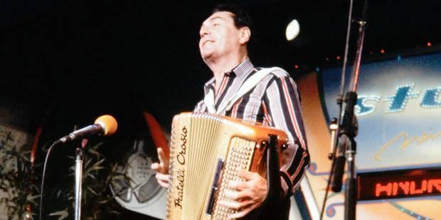 Le roi du bal musette, André Verchuren, quitte la scène - La DH