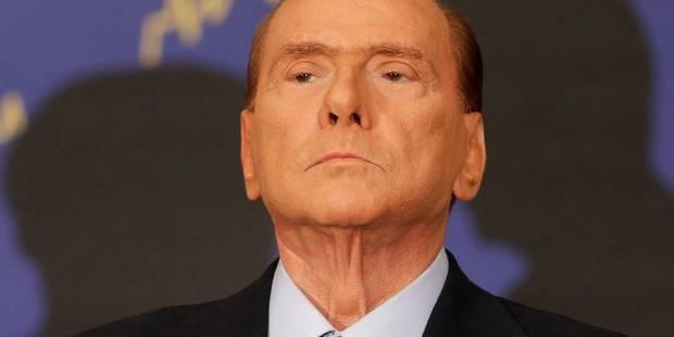 Berlusconi menace de faire tomber le gouvernement italien - La DH