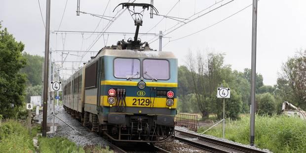 Schellebelle: Le trafic ferroviaire complètement normalisé dès vendredi matin - La DH