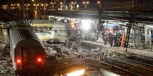 Catastrophe de Brétigny: une pièce défaillante de l'aiguillage à l'origine du déraillement - La DH