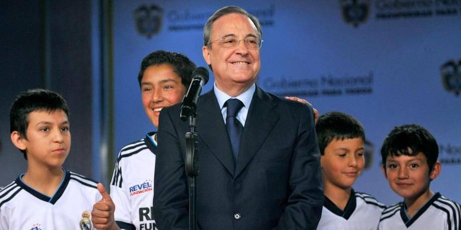 Quand le Real Madrid fait la leçon à Monaco