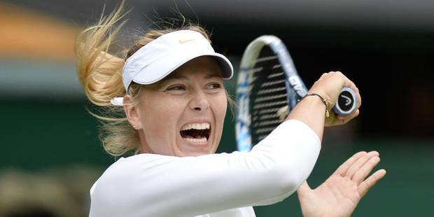 Maria Sharapova choisit Jimmy Connors comme coach - La DH