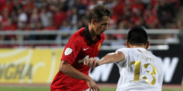 L'ancien anderlechtois Januzaj a débuté avec Manchester United - La DH