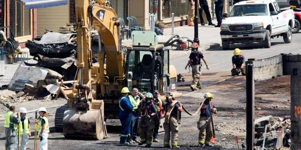 Accident de train au Canada: deux autres corps retrouvés - La DH