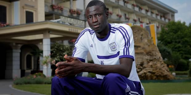 """Kouyaté: """"Anderlecht doit baisser mon prix"""" - La DH"""