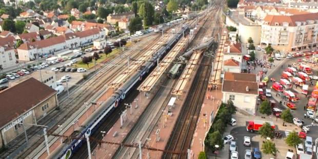 Brétigny: un premier train de voyageurs traversera la gare ce mardi - La DH
