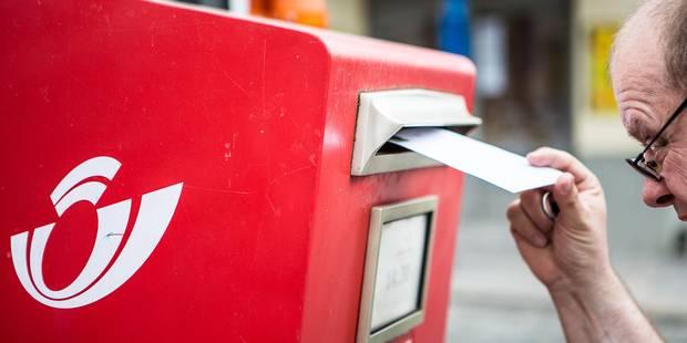 Les bureaux de poste fermés ce lundi 22 juillet - La DH